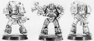 Mark II, V und IV