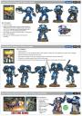 Marketing Brief - Space Marine Veteranen