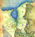 Crisis in Marienburg - Campaign Map