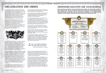 Warhammer 40.000 Codex Space Marines