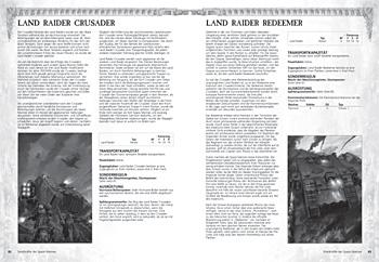 Warhammer 40.000 Codex Space Marines