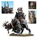 Warhammer Fantasy - Champion des Khorne auf Moloch