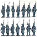 Perry Miniatures - Napoleonische Infanterie