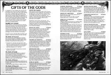 Warhammer Fantasy Armeebuch - Krieger des Chaos