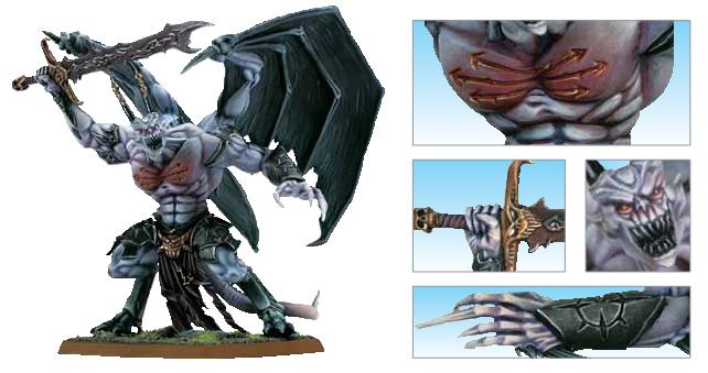 Warhammer Damonenprinz Aus Plastik Bruckenkopf Online