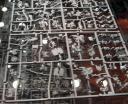 Warhammer 40.000 - Ork Bosse Gußrahmen