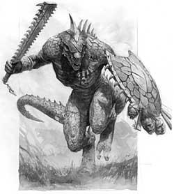 Warhammer Fantasy - Echsenmenschen
