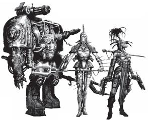 Urban War - Gladiatoren