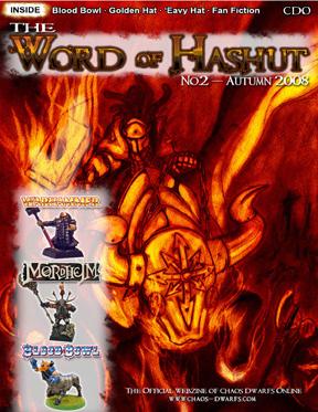 Chaos Dwarfs Online - Word of Hashut #2