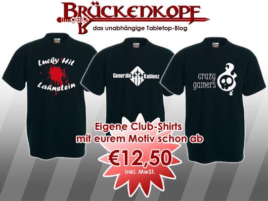 Brückenkopf Clubshirts