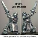 Hasslefree Miniatures - Duke of Khazad