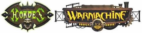 Hordes / Warmachine Logo