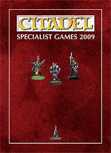 Games Workshop - Specialist Games Katalog