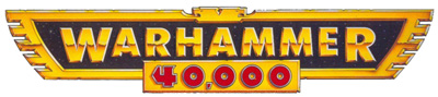 Warhammer 40.000 - 2nd Edition Logo