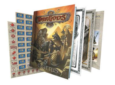 Crocodile Games - Wargods of Aegyptus 2. Edition