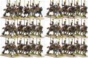 Wargames Foundry - Napoleonische Österreicher Lanzenreiter