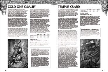 Warhammer Fantasy - Armeebuch Echsenmenschen