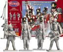 Victrix - British Waterloo Infantry Centre Companies