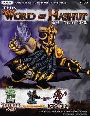 Fan-Magazin - Word of Hashut