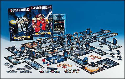 Space Hulk Brettspiel