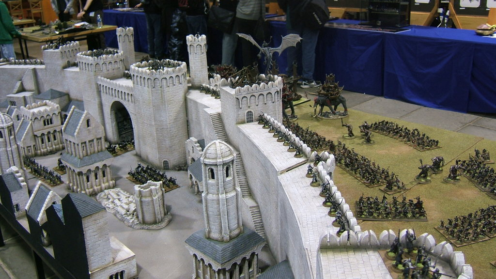 Lord Of The Rings Table N