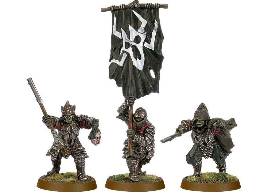 Lord Of The Rings Warhammer Tactics
