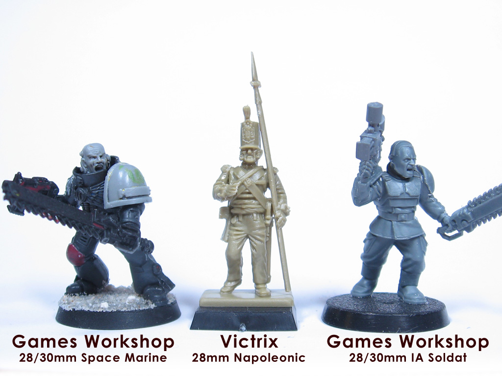 Everything you wanted to know about miniatures but were too afraid