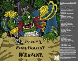 Freebootaz Webzine