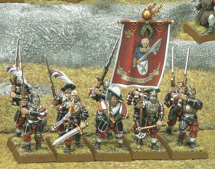 Warhammer Fantasy Weiteres Zum Imperium Bruckenkopf