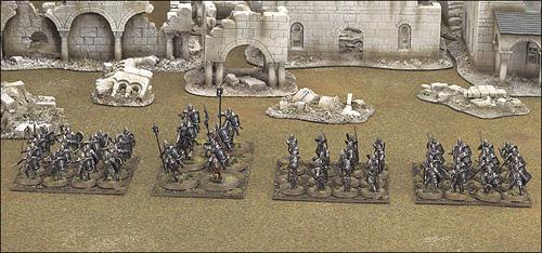 Herr der Ringe - Ringkrieg Armee