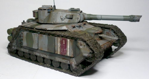 Heavy-Support.com - Mortian Battle Tank