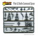 Warlord Games - ECW Infanterie Kommando Gußrahmen