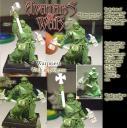 Avatars of War - Warpriest WIP