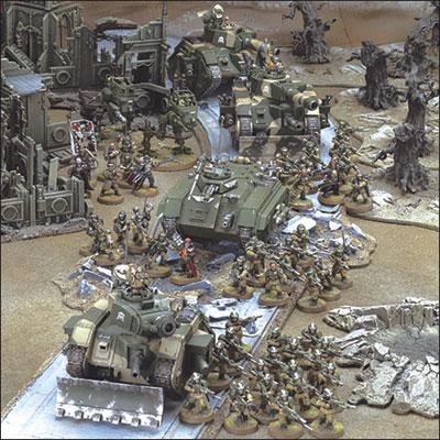 Warhammer 40.000 - Imperiale Armee