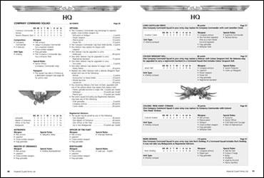 Warhammer 40.000 - Imperiale Armee Codex