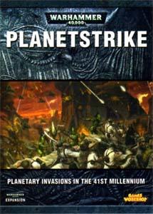 Warhammer 40.000 - Planetstrike Codex