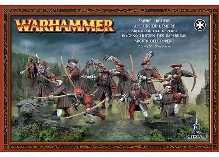 Warhammer Fantasy - Imperium Bogenschützen
