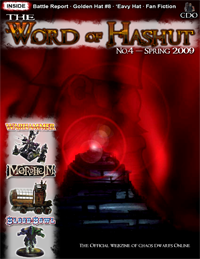 Fan-Magazin - Word of Hashut