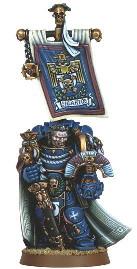 Warhammer 40.000 - Ultramarines Cato Sicarius