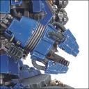 Warhammer 40.000 - Space Marine Iron Clad Cybot