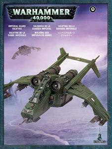 Warhammer 40.000 - Imperiale Armee Walküre