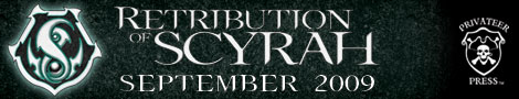 Privateer Press - Retribution of Scyra