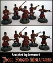 Troll Forge - Greatcoats