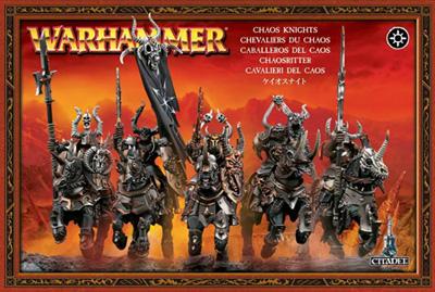 Warhammer Fantasy - Chaosritter