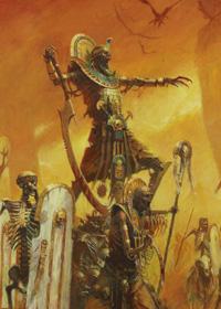 Warhammer Fantasy - Gruftkönige von Khemri