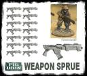 Pig Iron - Weapon Sprue