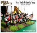 Warlord Games - Lee Abbot - Henry Bard's Regiment of Foote