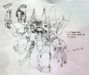 Warhammer 40.000 - Adeptus Mechanicus Terminator