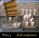 Minis & Scenery - Wave 3 Asian Scenery