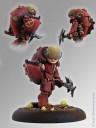 Zenit Miniatures - Orphans Scarabs